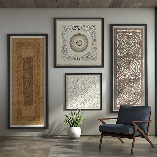 Handcrafted Paper Gallery Set - Image 1 of 1