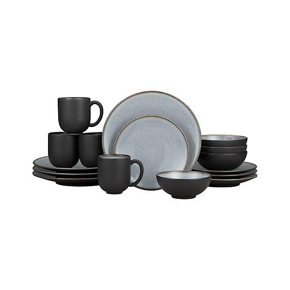 Nuit 16-Piece Dinnerware Set