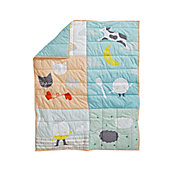 Nursery Rhymes Baby Quilt