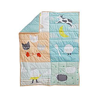 100 Cotton Nursery Quilts