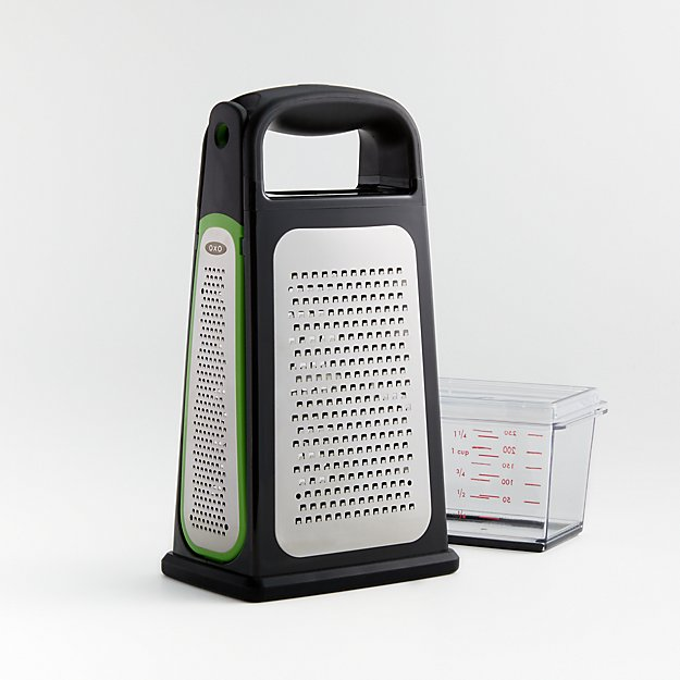 OXO ® Box Grater with Removable Zester - Image 1 of 3