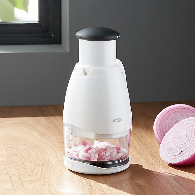 Multifunctional In Wall Kitchen Wash Vegetables Mixing: OXO ® Chopper