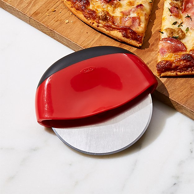 OXO ® Clean Cut Pizza Cutter - Image 1 of 5
