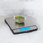 OXO ® 22-lb. Food Scale with Pull-Out Display