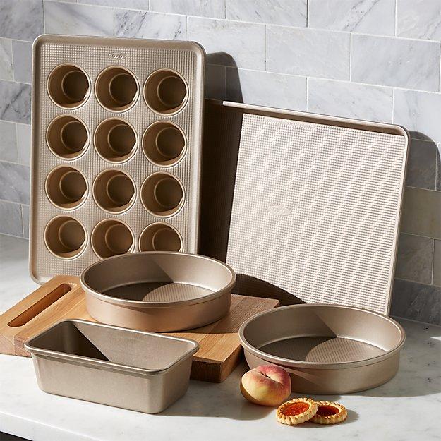 OXO ® Pro Non-Stick 5-Piece Bakeware Set