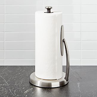 Oxo Spring Arm Paper Towel Holder