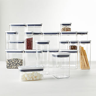 OXO ® POP 20-Piece Complete Pantry Container Set