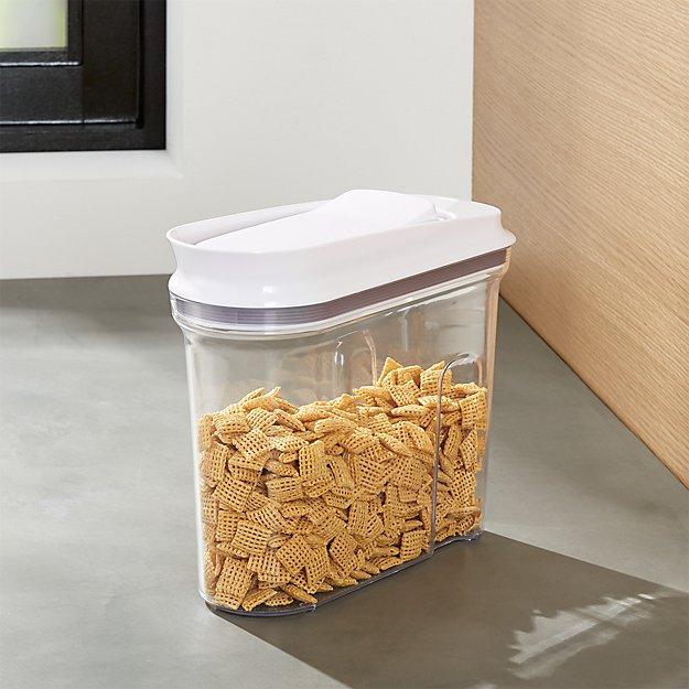 OXO ® 2.5-Qt. Pop Cereal Dispenser