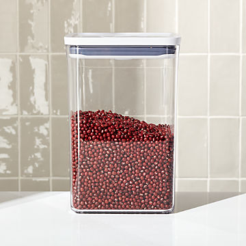 b29a06859a66 Food Storage Containers: Glass and Plastic | Crate and Barrel