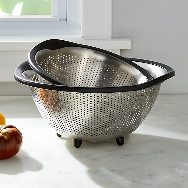 OXO ® Stainless Steel Colanders