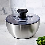 OXO ® Stainless Steel Salad Spinner
