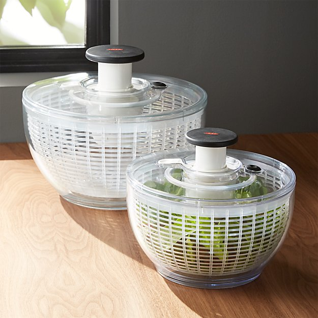 oxo good grips salad spinner cleaning instructions