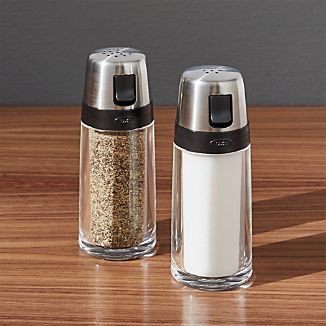 Oxo Salt And Pepper Shaker Set Add To Favorites