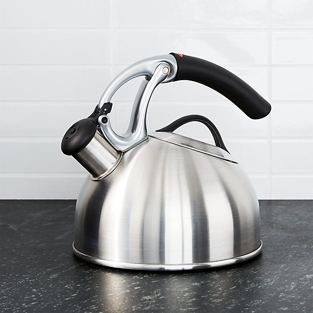 OXO ® Uplift Brushed Stainless Steel Tea Kettle - Image 1 of 2