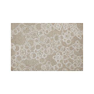 Obi Wool-Blend 6'x9' Rug