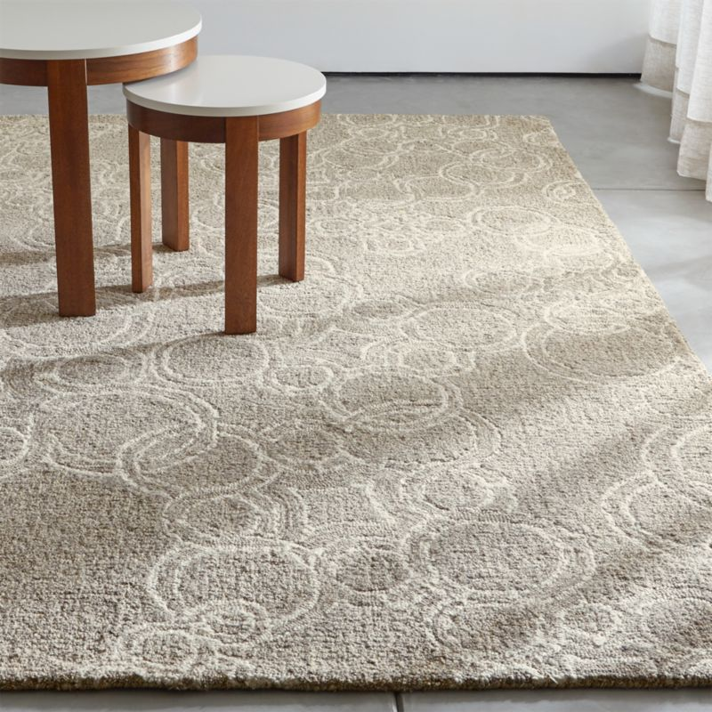 Brand new Contemporary Area Rugs for a Cozy Living Room | Crate and Barrel DJ41