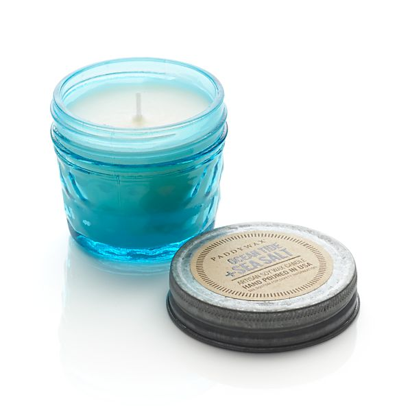 Ocean and Sea Scented Mini Candle