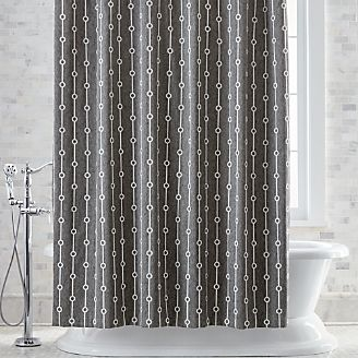 Octave Shower Curtain