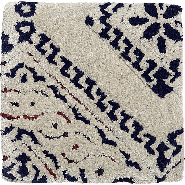 Odelia Wool 12' sq. Rug Swatch