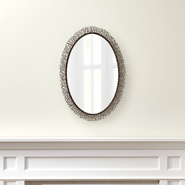 Odette Wall Mirror - Image 1 of 5