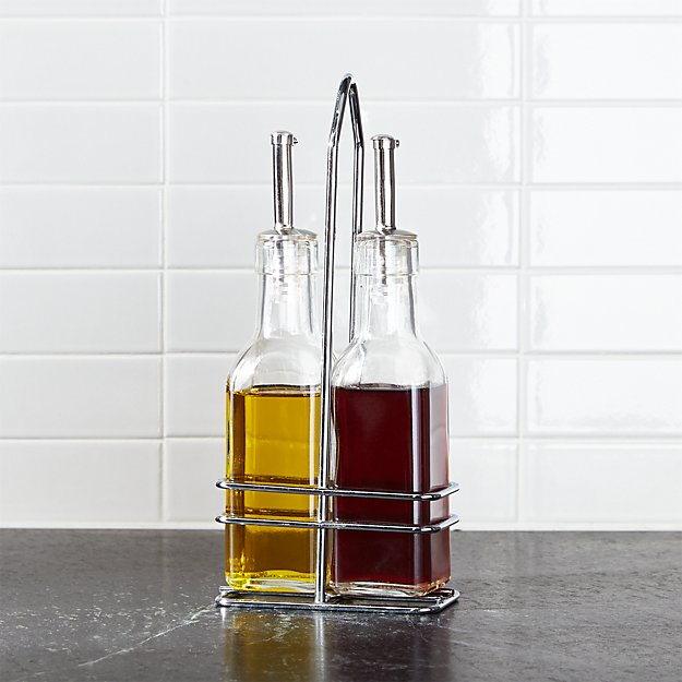 2-Piece Oil & Vinegar Cruet Set