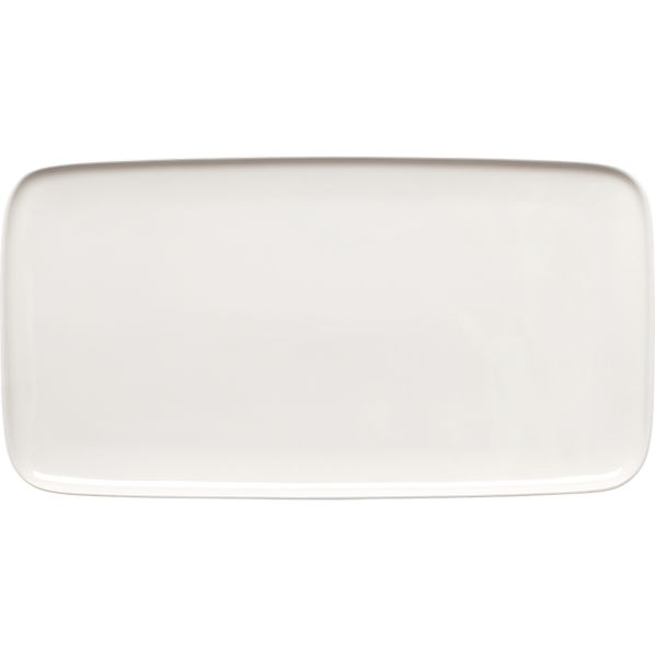 Marimekko Oiva White Platter