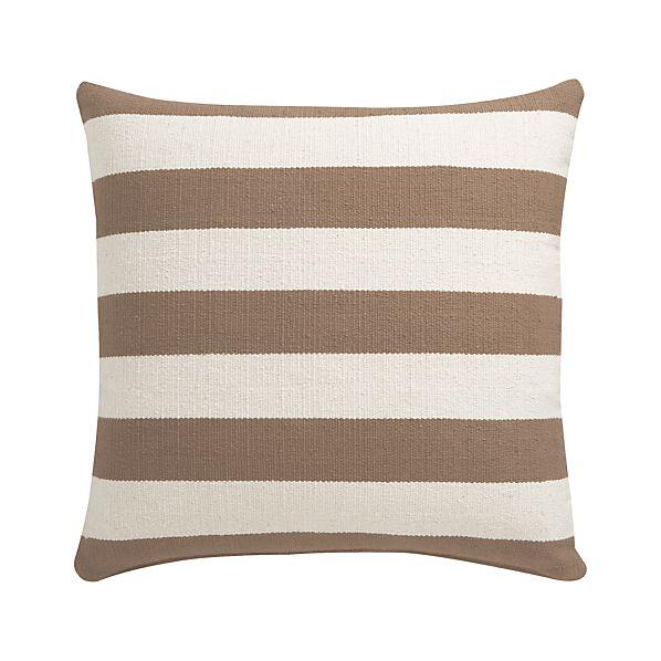 """Olin Brown 25"""" Floor Pillow"""