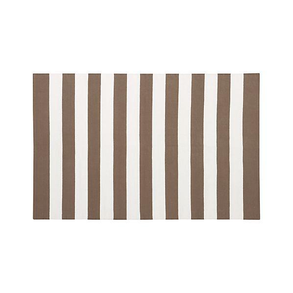 Olin Brown 4'x6' Rug