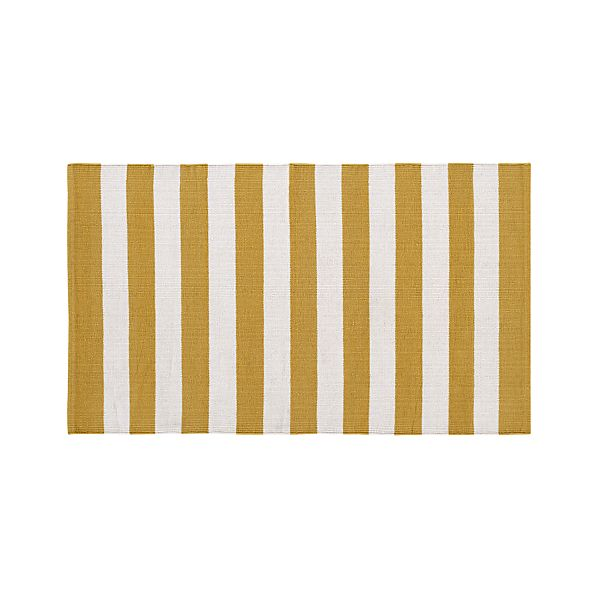 Olin Gold 30x50 Rug