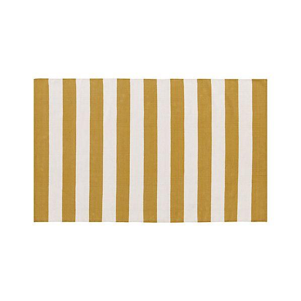 Olin Gold 5x8 Rug