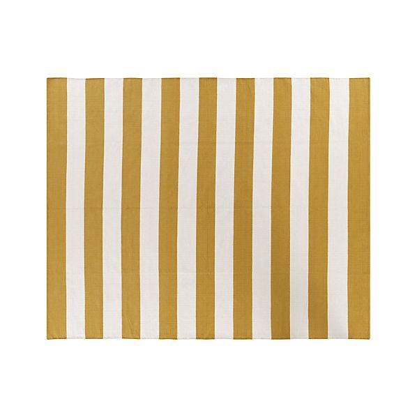 Olin Gold 8x10 Rug