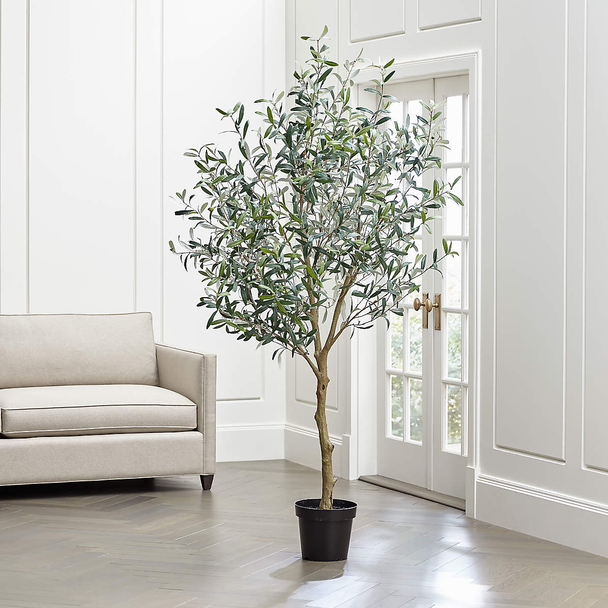 Artificial Olive Tree Reviews Crate And Barrel Canada