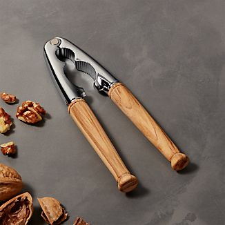 Olivewood Nut Cracker