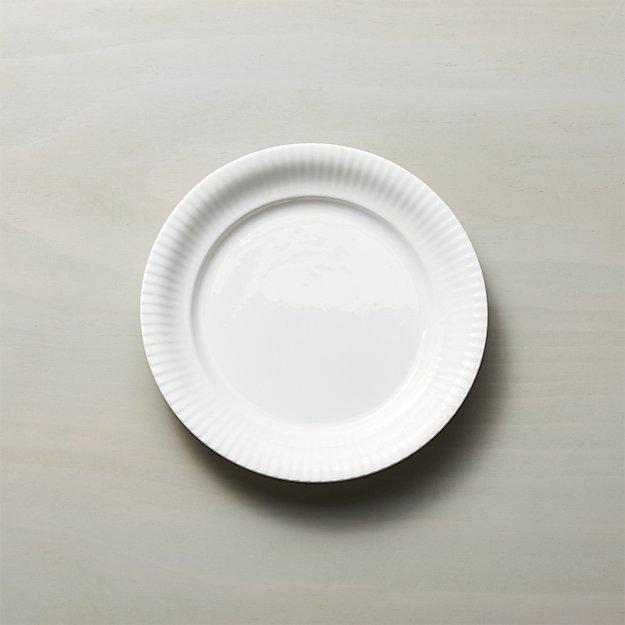 Olivia Salad Plate