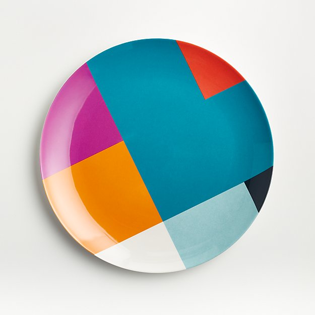 Ollie Melamine Dinner Plate - Image 1 of 5