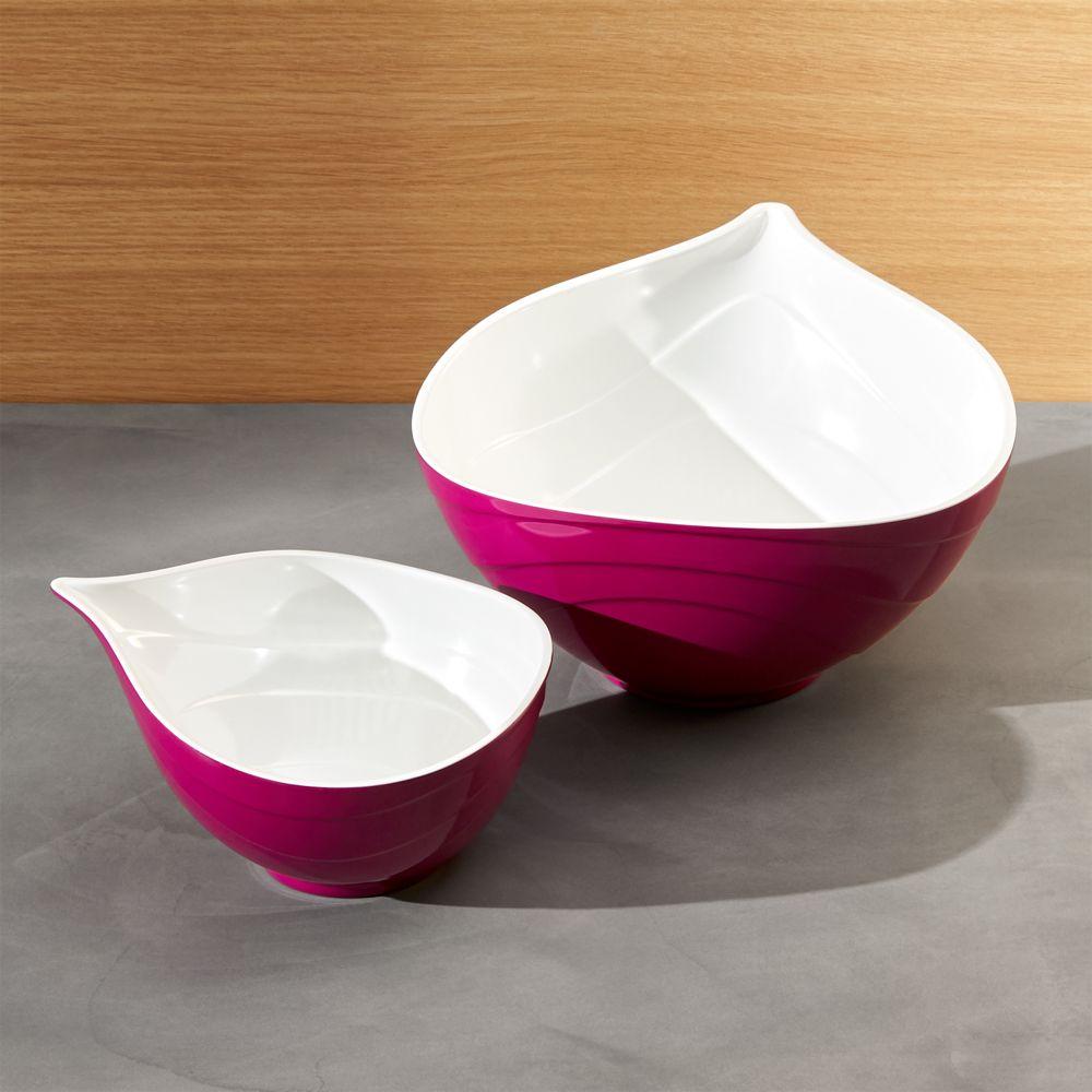 Onion Bowls, Set of 2