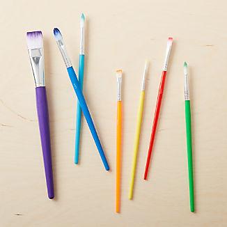 Ooly 7-Piece Paint Brush Set
