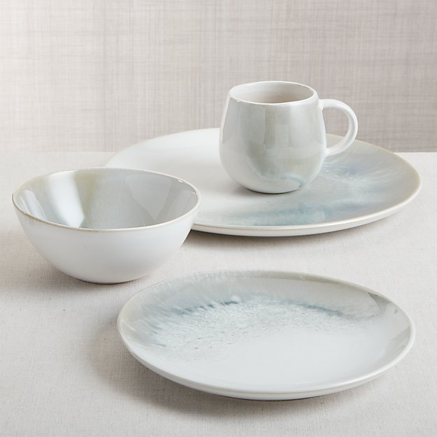 Ora Stoneware Dinnerware 4-Piece Place Setting - Image 1 of 6