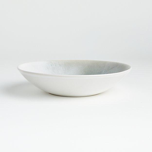 Ora Stoneware Low Bowl - Image 1 of 4