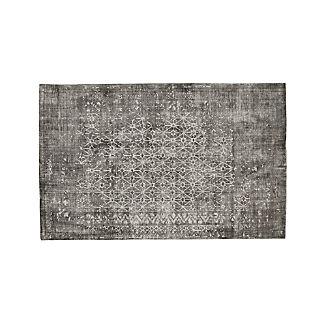 Orana Grey Print Rug 5'x8'