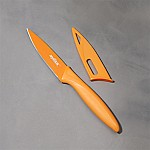 Zyliss ® Orange 3.5  Paring Knife