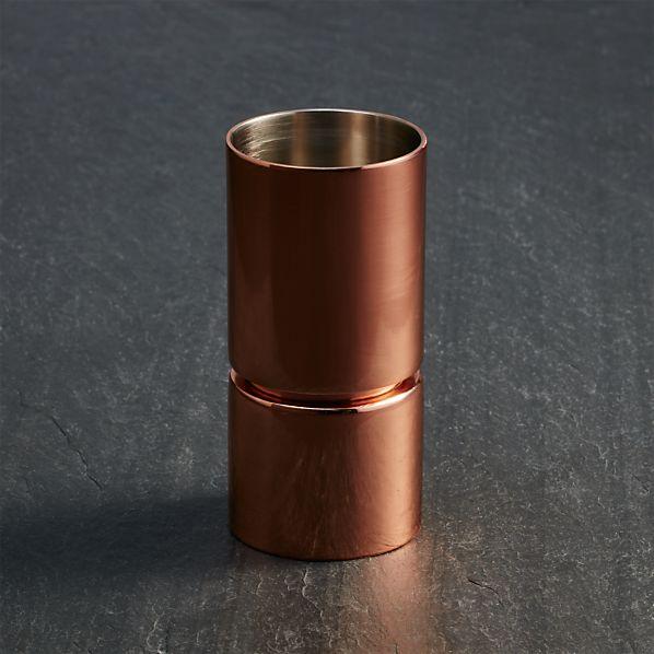 Orb Copper Jigger