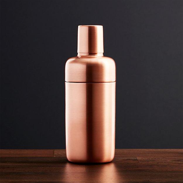 Orb Copper Shaker - Image 1 of 13