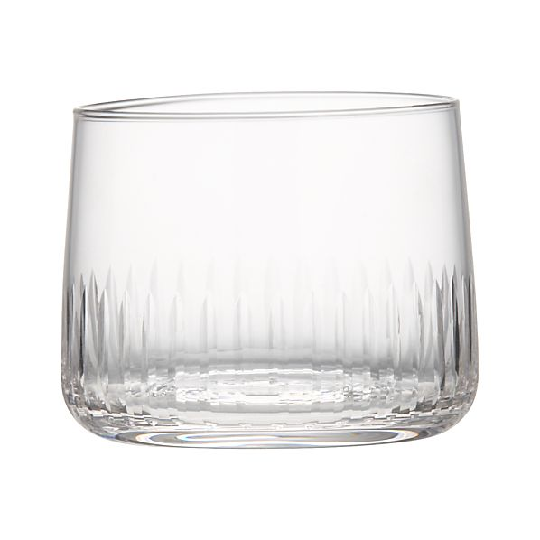Orb Short Drink Glass