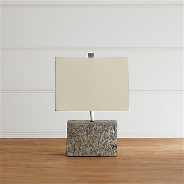 Orda Slate Table Lamp - Image 1 of 13