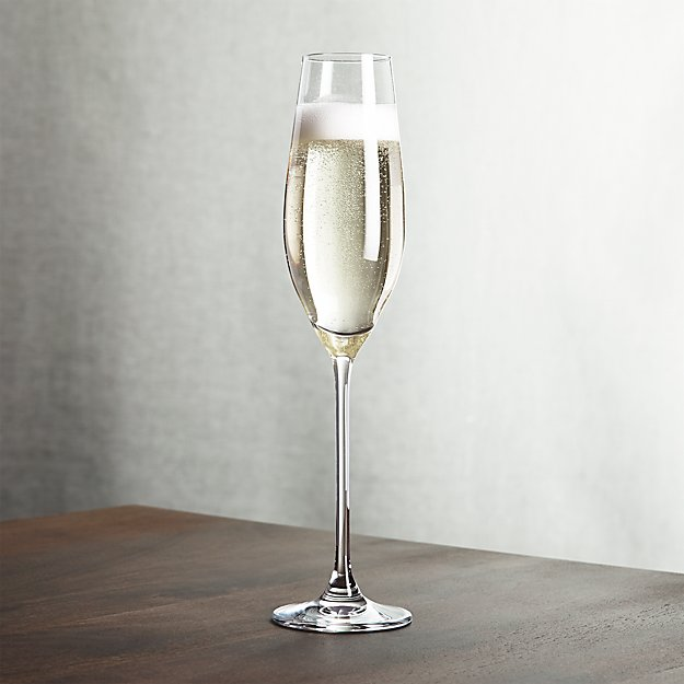Oregon Champagne Glass Crate And Barrel