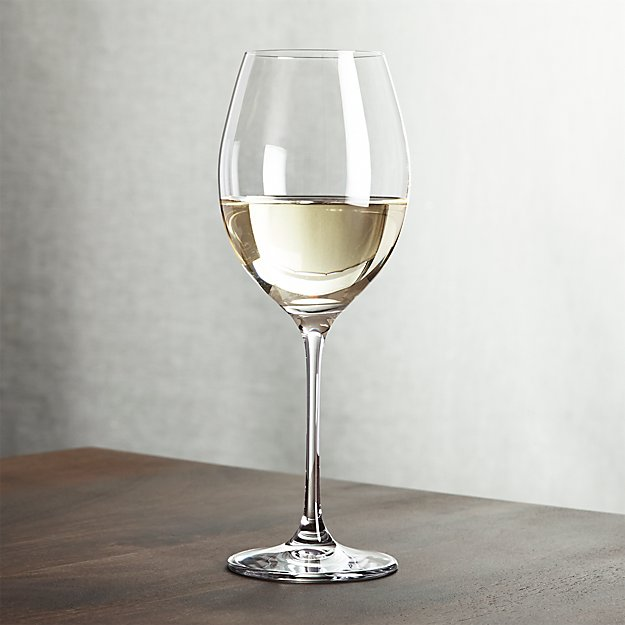 oregon white wine glass reviews crate and barrel