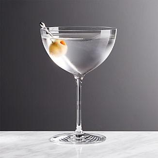 Oregon Martini Glass