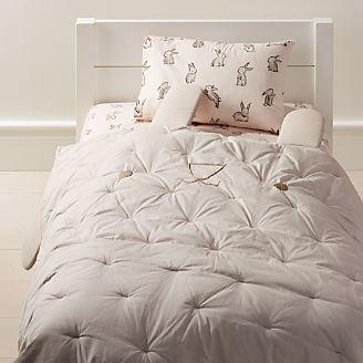 Bunny Toddler Bedding