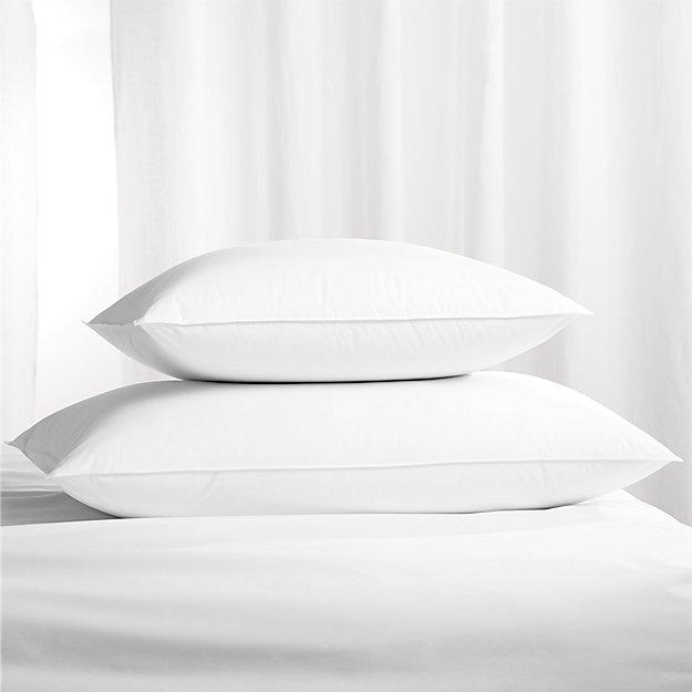 Organic Down Pillows